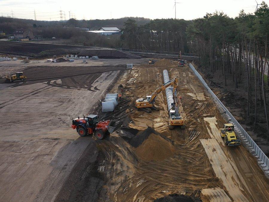 Baufortschritt Januar2020