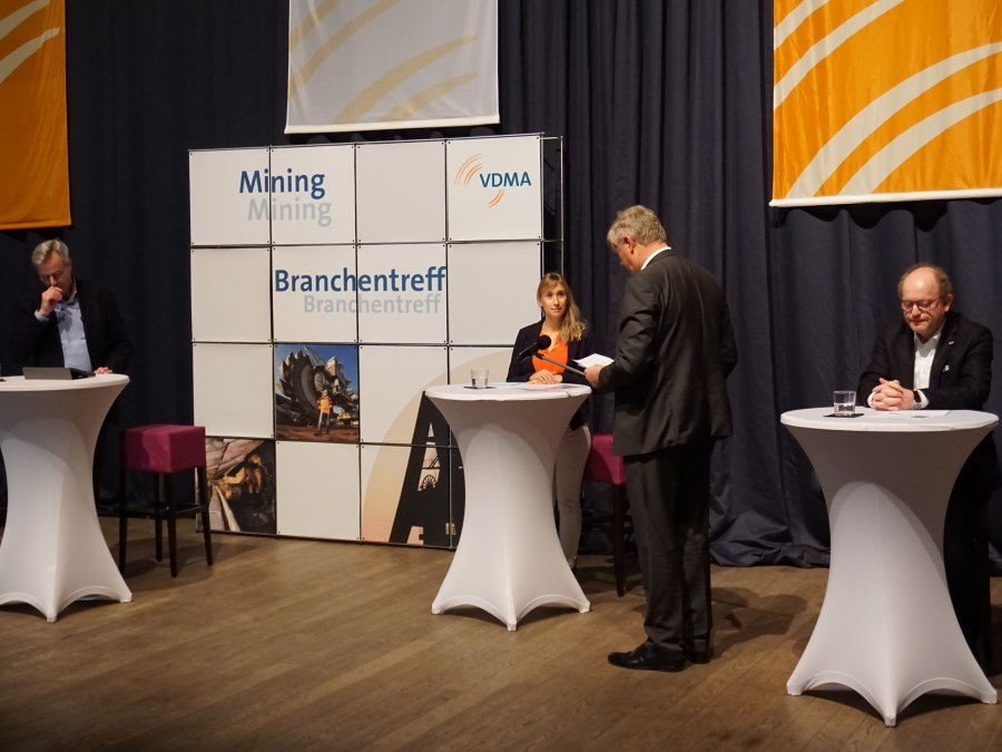 Statement des VDMA Mining
